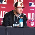 #Orioles Game 1 starter Chris Tillman meets with reporters at Camden Yards... http://t.co/3F7qJh3uig