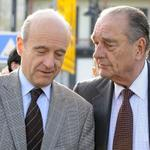 Jacques Chirac apporte son soutien à Alain Juppé pour 2017 http://t.co/NQrAD11H1s