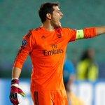 RT @realmadrid: Casillas igualó a Raúl en partidos de la Champions League http://t.co/J167mn2tTj #LudogoretsRealMadrid #HalaMadrid http://t.co/6pLB0EM2Pk