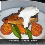 Done for the day? Visit us tonight and try this #Chicken Grande Mere for #dinner! #hoboken http://t.co/KHaKbaaiAP