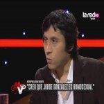 "RT @mentiraslared: Claudio Narea: ""Creo que Jorge González es homosexual"" #UnPrisioneroMV http://t.co/WzLY4F0wOq http://t.co/4r3SwMKVsF"