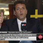 El diputado Sergio Massa es artista exclusivo de nuestro canal, por eso no va al congreso #TrabajandoComoMassa http://t.co/opudYJ6luX