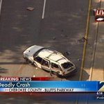 RT @wsbtv: 1 dead in Canton rollover wreck: http://t.co/7EJ0iCSW7h http://t.co/ggV8yUzclf