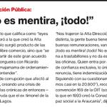 RT @cardenaldo: Contralor, si Ud. dice estas verdades, no puede esperar que los chilenos no lo aplaudan de pie. Mientras la Dª duerme http://t.co/BP3zmevv5Y