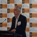 @TWUAus Michael Kaine speaking to group of politicians at this mornings #saferates breakfast in Federal Parliament http://t.co/XxAmzmLaCU