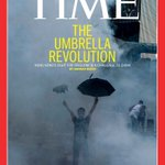 RT @TIME: TIMEs new cover in Asia: The Umbrella Revolution http://t.co/BnIxkM0eIu http://t.co/ESDlWEzDw1