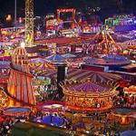 Yay! Its #GooseFair in #Nottingham ! Whos going? Xx http://t.co/YotCksUGng