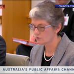 Live now- Inspector-Gen of Intelligence & Security Dr Vivienne Thom @ Committee on Counter-Terrorism Foreign Fighters http://t.co/SmqPS5k6be