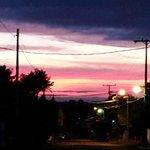 El cielo encantador..se viste de color azulgrana. .???????????????? #102añosDelClubMasPopular #102añosCerroPorteño http://t.co/055Ik60XLE