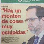 """RT @joseantoniokast: """"El Rey esta desnudó"""" Contralor actualizo cuento clásico c/verdad q muchos no quieren escuchar http://t.co/qNW42HMNGD http://t.co/imZm55dxH3"""