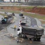 RT @Estadao: Autódromo de Interlagos ganha asfalto novo e readequação geométrica da pista http://t.co/I1OpKwyFhZ http://t.co/KkWLMQIZ5R