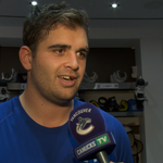 "RT @VanCanucks: Tom Sestito on upcoming season: ""I think Im going to go for 50 goals this year..."" WATCH: http://t.co/W9ysLvCx5R http://t.co/GYUdtMYRS6"