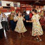 Jubilados y pensionados del INSS celebran '#DiaDelAdultoMayor ' #Nicaragua http://t.co/lcffIfhPaM