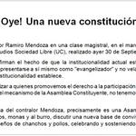RT @MarcaAC_LF: Declaración sobre Contralor Ramiro Mendoza .@marcatuvoto @MACStgo @MarcaTuVotoNuno @MarcatuvotoSM @marcatuvotovalp http://t.co/eHHJuGRxlU
