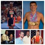 RT @Chicago_History: Two #USA @Olympics legends - #MichaelJordan & #MichaelPhelps ~ @MichaelPhelps @MickiJae @HeirJordan13 #Chicago #Bulls http://t.co/qKTncdrZjm