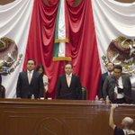 RT @BraulioPRI: Gracias compañeros legisladores y a Qro por oportunidad de presidir el Congreso hasta el día de hoy. #QuerétaroUnido http://t.co/wfGQFKIgG1