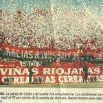 #HoyJuegaColon Año 1997, Huracán de Corrientes 2 vs COLON 2. Hoy Colon volverá al mismo estadio años después http://t.co/V0kII8NQTI