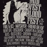 FIRST OFFICIAL MIDWEST BLOOD ANNOUNCEMENT!!! RT RT RT http://t.co/j3vxvd3YBx