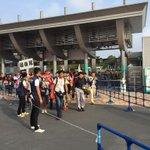 RT @suzuka_event: ゲートオープンしました!みなさんいってら〜〜!! #JapaneseGP #F1jp http://t.co/5Wp6sMGYOu