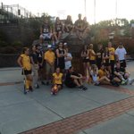 Finishing up our video! Stay tuned for it at the football game this weekend. @appstate_sports http://t.co/NZ75LrCqo6