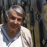 RT @Cooperativa: Falleció la artista visual Matilde Pérez http://t.co/trmG5BS7iC http://t.co/aPawTU47kY