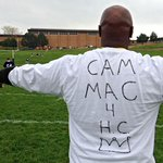 .@JHawk_Football @1WRcoach has a message for @CRJHawks students. Vote @cam_mac18 for Homecoming King @iowaprepsports http://t.co/PwLufNw3wZ