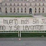 Mientras se criminalizan a los movimientos sociales siguen matando a nuestros mapuche. Que dice Peñalillo de esto? http://t.co/pVbaA4ePS2
