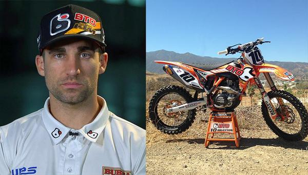 Congrats to @JustinBrayton on joining Team @BTO_SPORTS / KTM. Welcome to the #FLYRacingFamily! http://t.co/n1GvcJqMSd http://t.co/sxbhCzCfJs