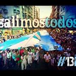 RT @Todos_somosMAS: #13NVamosTodos #OctubreConODe #SiMePasaAlgo Jueves 13 de Noviembre 20 horas en Todo el Pais http://t.co/ZP9v7zONPG