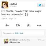 RT @rubiusftbiebs: #EnhorabuenaRubius @Rubiu5 dale chabon, que esperas para decirnos esto eh!? QUE ESPERAS?! http://t.co/XZiriKKKiY