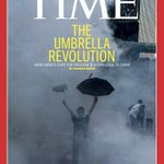 RT @TheAPJournalist: Good morning, Hong Kong! Heres the cover for the upcoming Asia edition of @TIME. #OccupyCentral http://t.co/MP3VZuT2QI