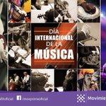 RT @el_newo: Hoy se celebra el #DíaInternacionalDeLaMúsica para todos los que amamos la música un día muy especial @PRImx_Ags http://t.co/tlBlHVDhGu