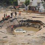 RT @24HorasTVN: Estos son los más aterradores agujeros que aparecen de la nada alrededor del mundo → http://t.co/MUupYFFYLM http://t.co/MSWPh7pdZr