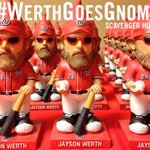 Coming soon: #WerthGoesGnome Scavenger Hunt. STAY TUNED! http://t.co/syAjJjRT41