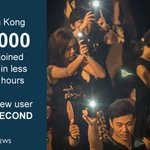@BBCWorld :HKs protesters signed up to Firechat to communicate off-grid with each other and avoid the gov censors http://t.co/bQd6DMfBx1