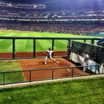 RT @SFGiants: Warming up in the bullpen #RallyBum #OctoberTogether #SFGiants http://t.co/bxUUK2vklD