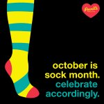Its Sock Month! How are you celebrating? http://t.co/A9o92h76fi http://t.co/q2Isp126dD