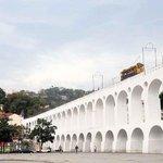RT @JornalOGlobo: Três anos depois, bondinho volta a passar sobre os Arcos da Lapa. http://t.co/Xp5E57IM7q http://t.co/PjndlDcNZ8