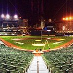 It may be quiet here now...But by this time tomorrow, #OPACY will be rockin! #WeWontStop #Birdland http://t.co/gFPjVg6XbY