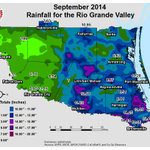 """RT @NWSBrownsville: """"Wet-tember"""" it was in the #rgv! Rain turned brown to lush green but also caused flooding. http://t.co/Z5jmRQXK2F http://t.co/NasxJFhNUo"""