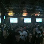 RT @Finnertys: We are at capacity for tonights #NLWildcard! #BeatThePirates #LetsGoGiants http://t.co/0Kh0M2oMU5
