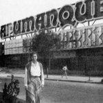 Acá Matilde Pérez y su obra. Al lado un fragmento. Qué fatal decisión tomó el Apumanque. De antología la vulgaridad. http://t.co/XPjv9eMFvl