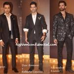 RT @HHCGuiltFree: Well-Suited: Imran Khan, @Varun_dvn & @NeilNMukesh at GQ Awards 2014 http://t.co/Yd9qWL9UiZ http://t.co/zTBbAZ0VDV
