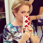 RT @MelissaJoanHart: Love my new Bama flavored iPhone case from my pals at @scarletandgoldshop. Thanks! #rolltide Im game day ready. http://t.co/e3bZ0eAAbO