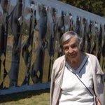"Falleció artista chilena Matilde Pérez autora de ""Friso Cinético"" escultura @UTalca @MauleNoticias @Munozortega1999 http://t.co/OeLXASfsfM"