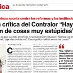 RT @ColarteRodrigo: Que alguien en Chile diga las cosas como son es difícil... pero que lo haga el contralor es notable http://t.co/lJWLiKF91n
