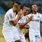 Com dois gols de Robinho, Santos vence Botafogo e está próximo das semifinais: http://t.co/wpFXagTsJH http://t.co/Qjle71TnFj