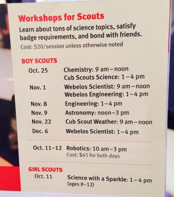 "Unacceptable! MT @absolutspacegrl: Boys get chem, engineering & astronomy. The girls get ""science w/ a sparkle"".  http://t.co/xs0wnSLMDh"
