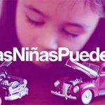 """[Audio] Conoce la campaña """"Las niñas pueden"""" http://t.co/S8WLMIZXFb http://t.co/CsGmn5qEjD"""