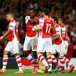 RT @SuperSportTV: #UCL - Welbeck scores hat-trick as Arsenal destroy Galatasaray 4-1 at the Emirates http://t.co/qVBJVJqIRS #SSFootball http://t.co/PmV1WqpLIq